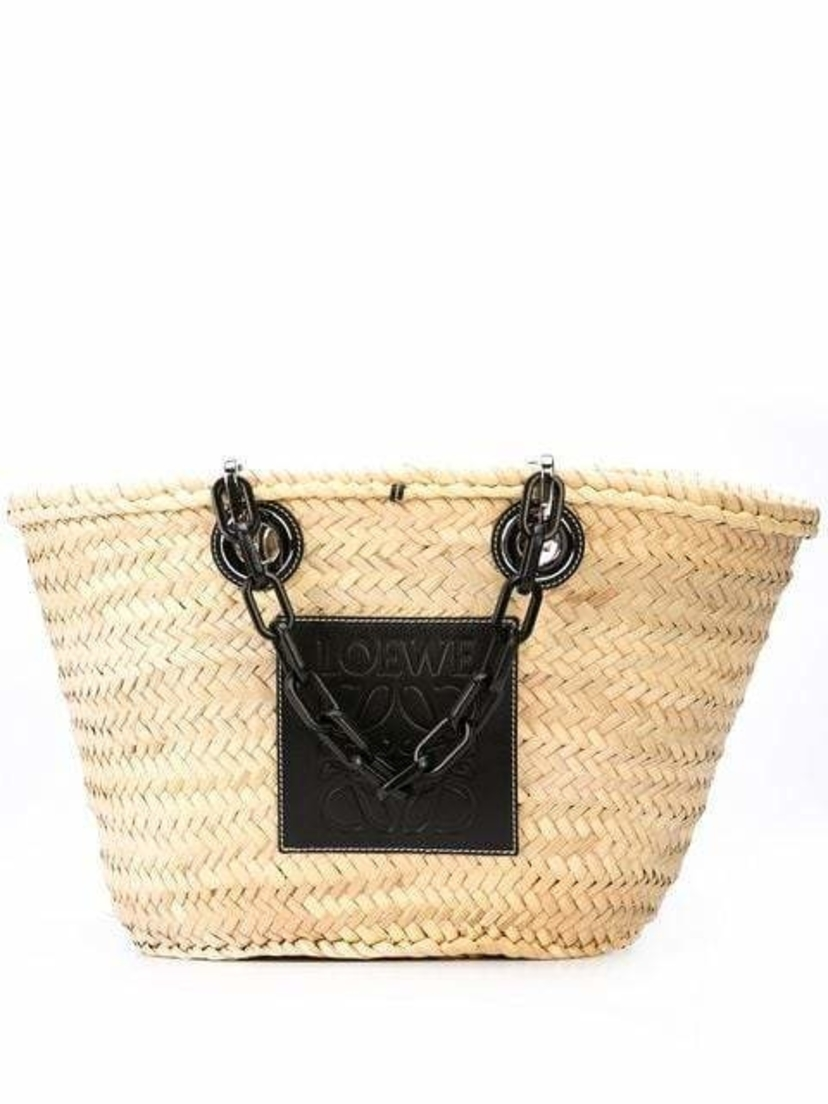 Loewe Basket Chain Handle Tote Bag Bags Sale