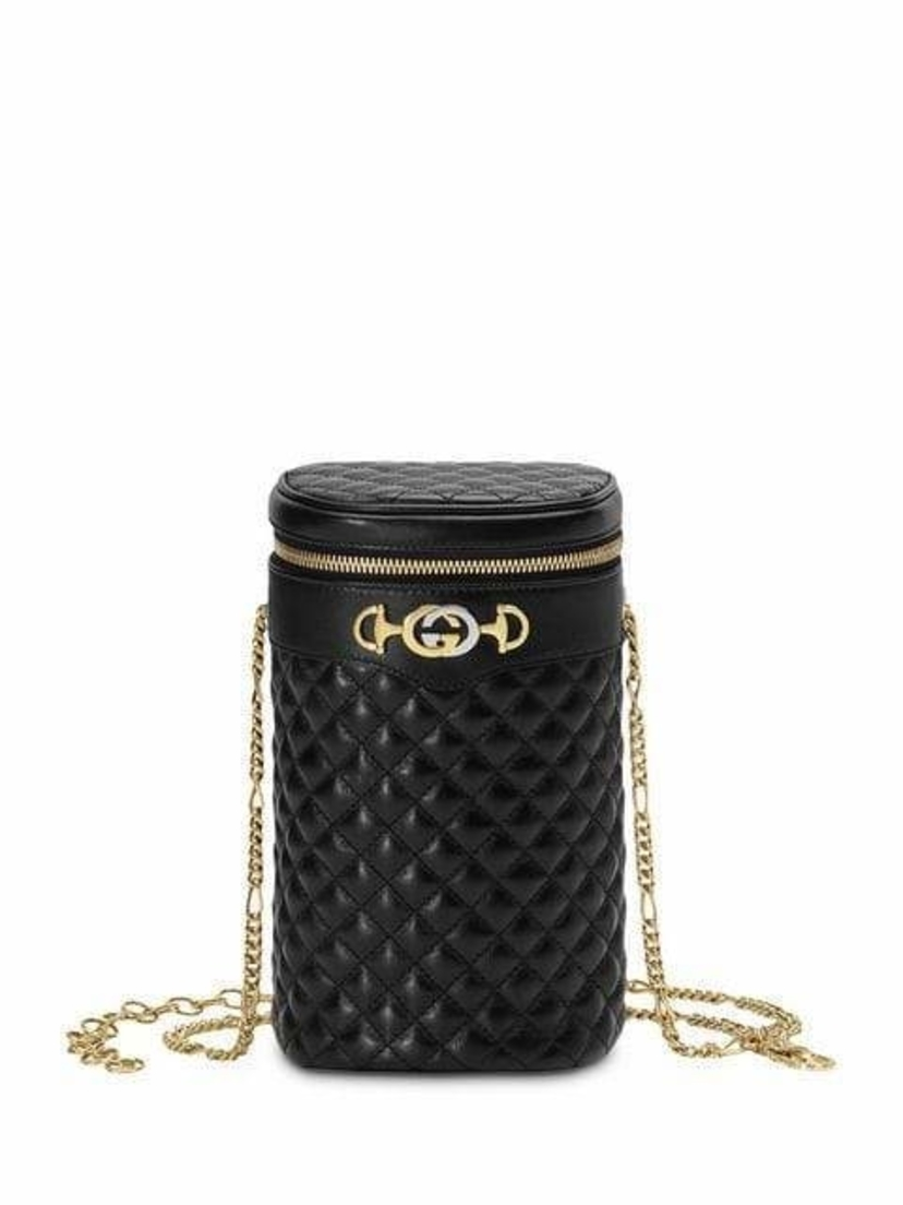 Gucci Trapuntata Quilted Belt Bag Pouch Bags