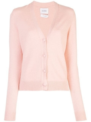 Barrie Caribbean Pink Cashmere Cardigan Sale Tops