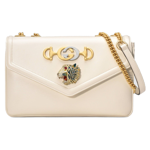 Gucci White Leather Crossbody Bags Sale