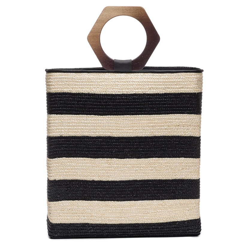 Eugenia Kim Margaux Striped Bag Bags