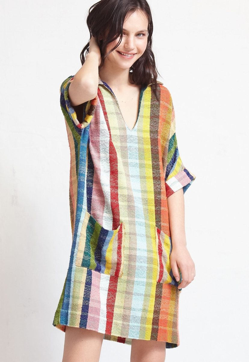Warm Marceau Tunic Dresses