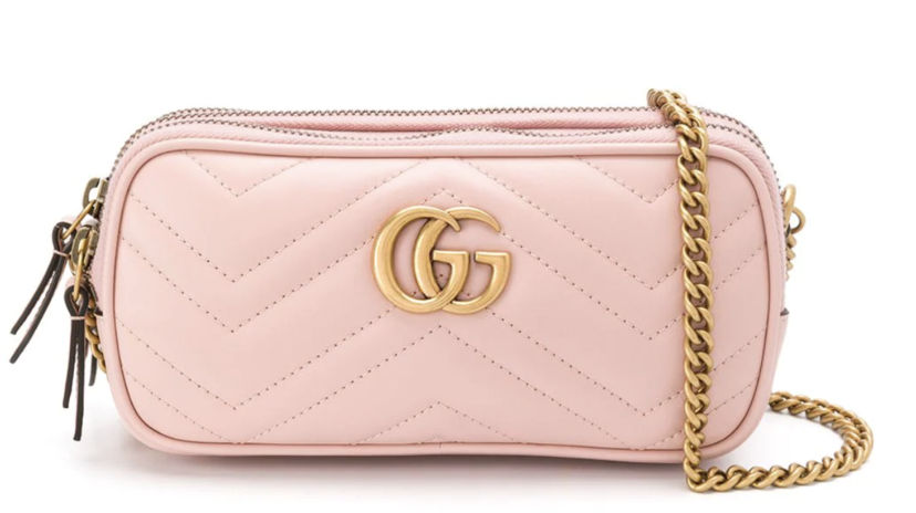 Gucci GG Marmont Mini Chain Bag Bags