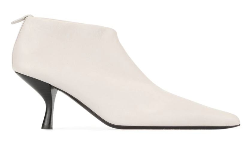 The Row Bourgie Bootie Sale Shoes