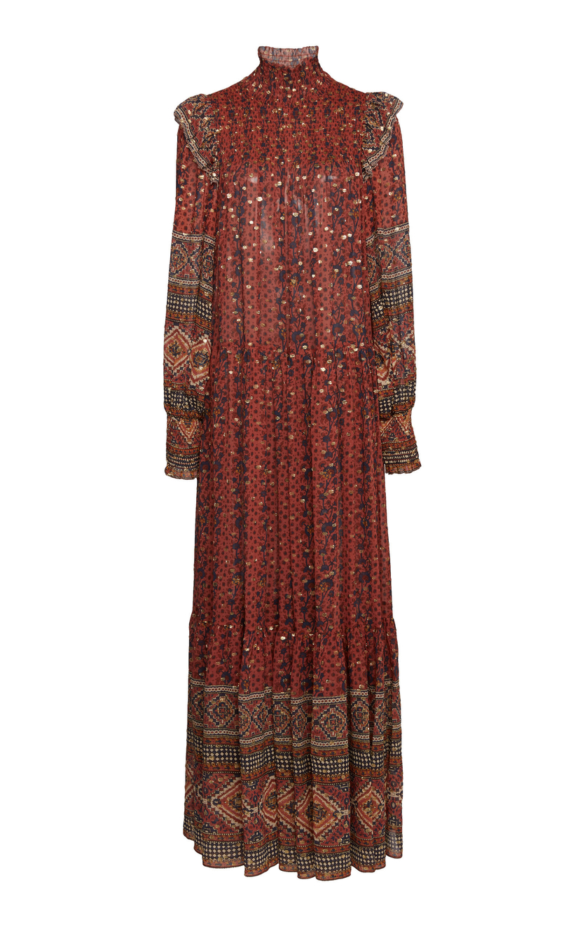 Ulla Johnson Constantine Dress Dresses