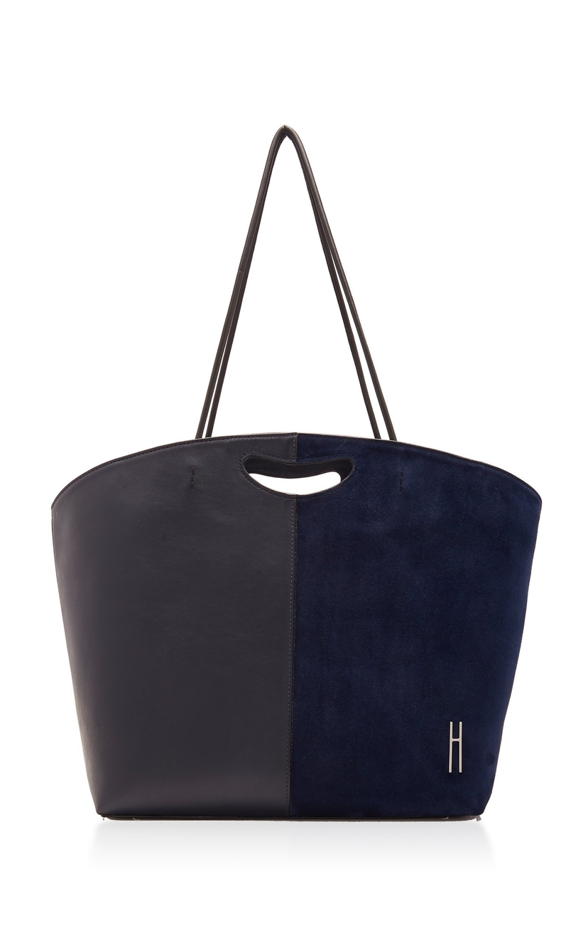 Hayward House 1712 Tote Navy Bags