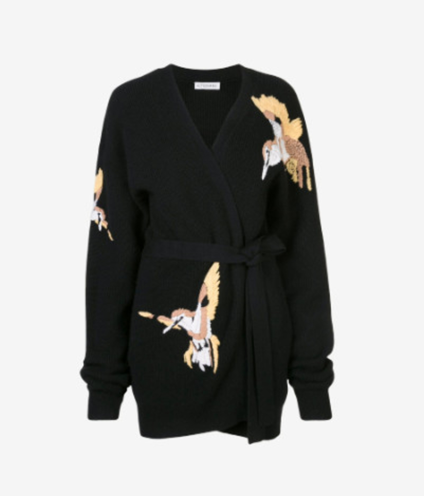 Altuzarra Jareth Knit Cardigan Sale Tops