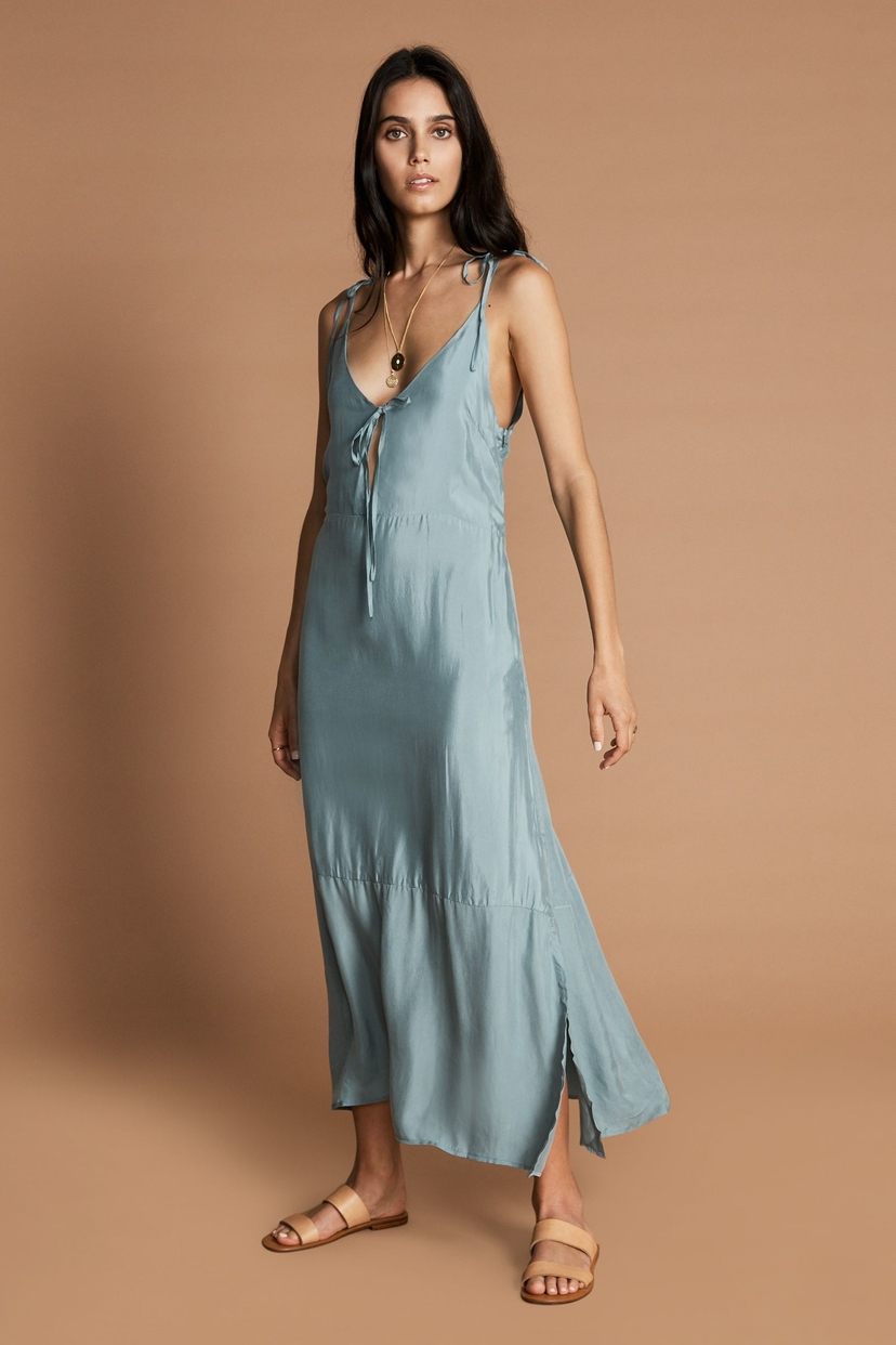 Sancia SANCIA | Rems Dress - Sky Blue