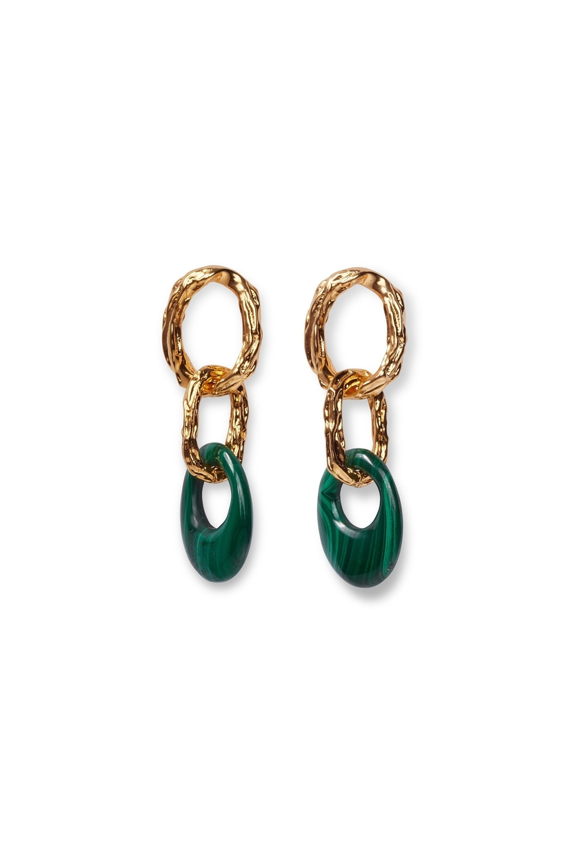 Lizzie Fortunato Evergreen Earrings Jewelry Sale