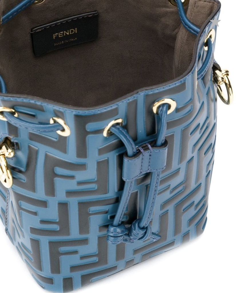 Fendi Fendi Mon Tresor Bucket Bag Bags