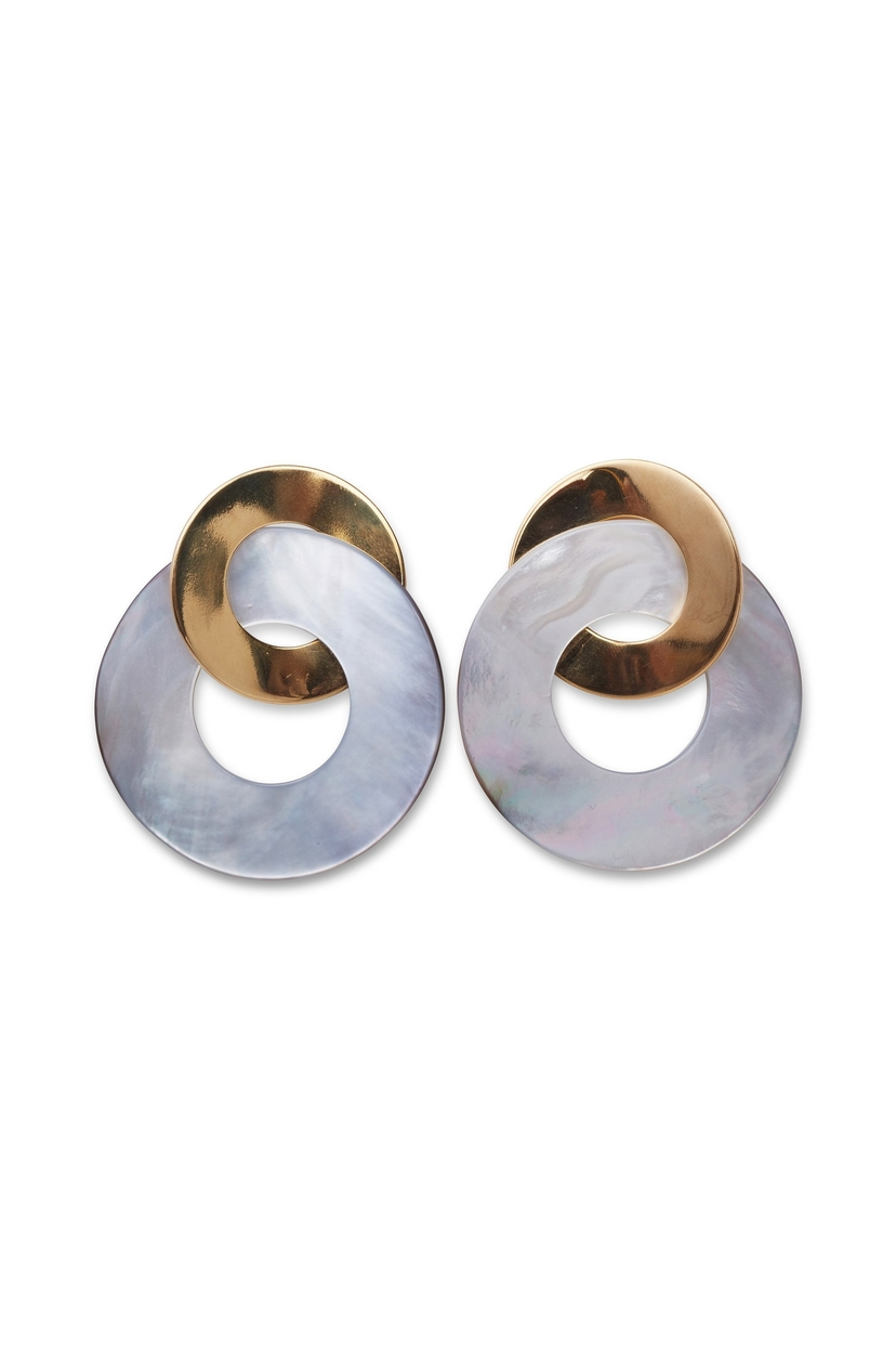 Lizzie Fortunato Solstice Earrings Jewelry