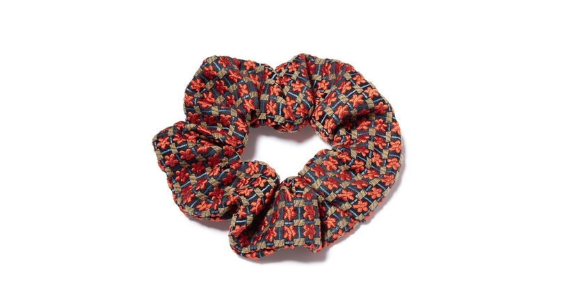 Lizzie Fortunato Lizzie Fortunato Fabric Scrunchie Accessories