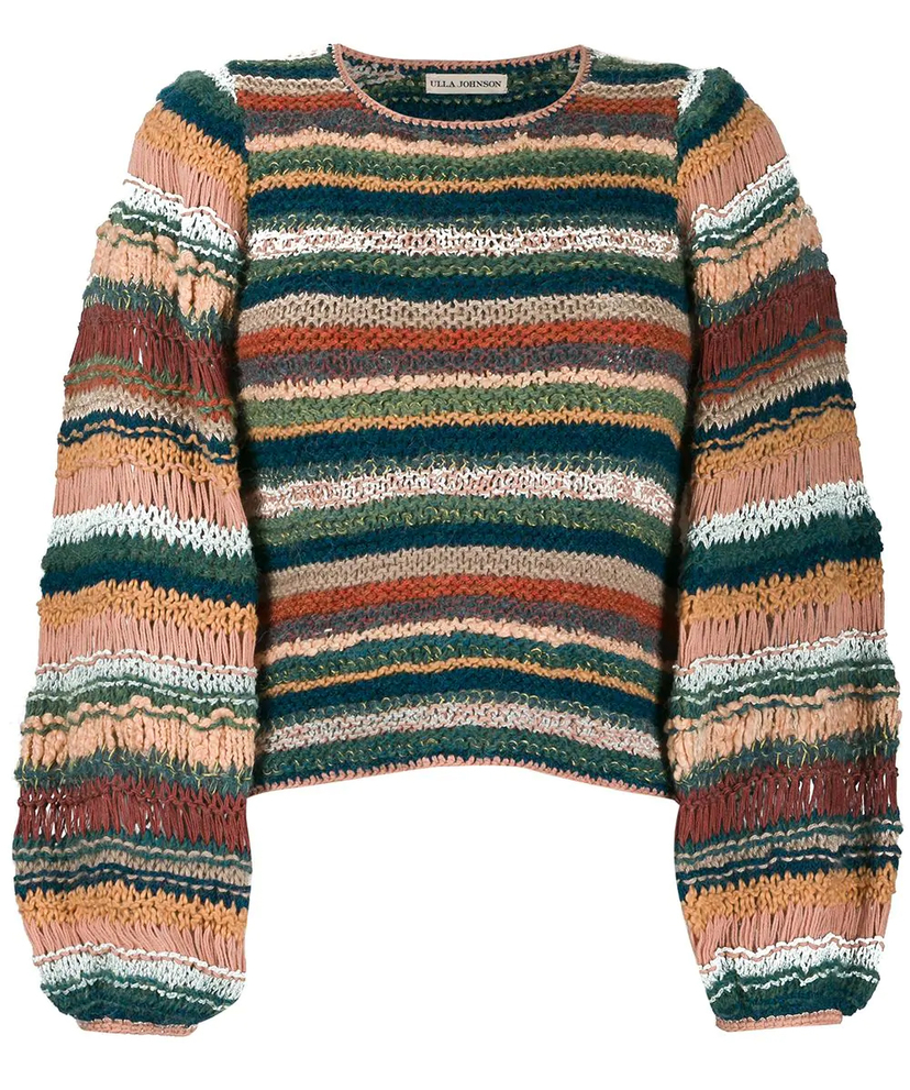 Ulla Johnson Electra Pullover Tops