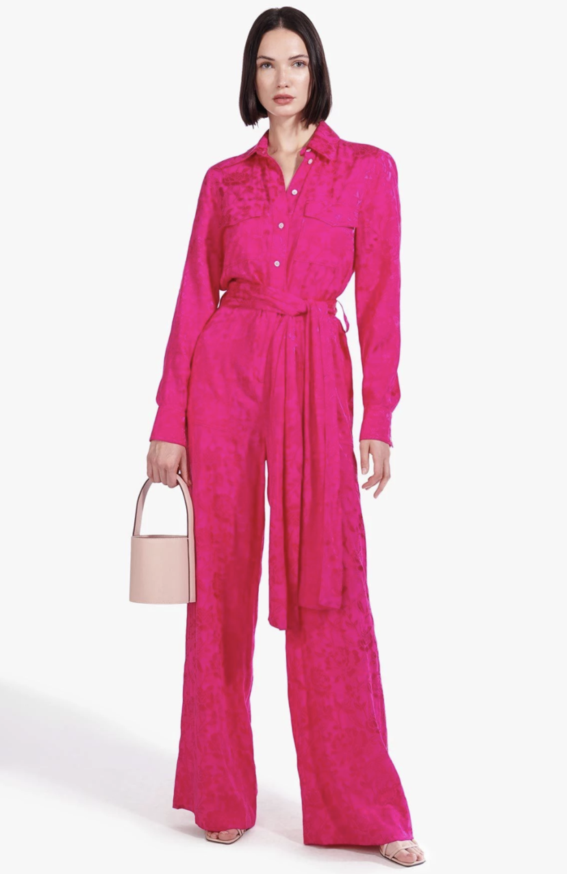 STAUD Staud Belle Jumpsuit Jumpsuits / Rompers