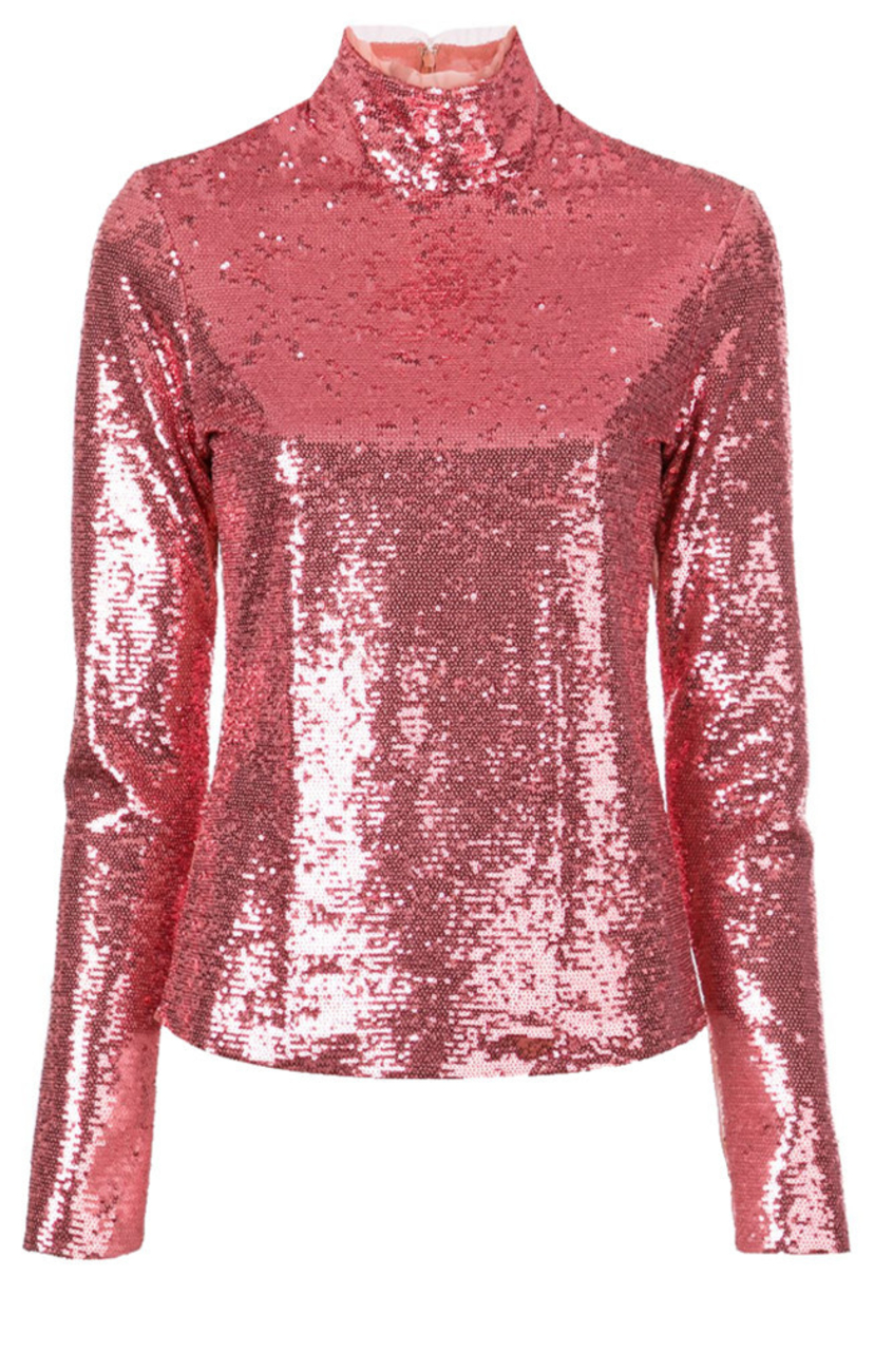 Cinq à Sept Joan Top - Rosebud Pink Sale