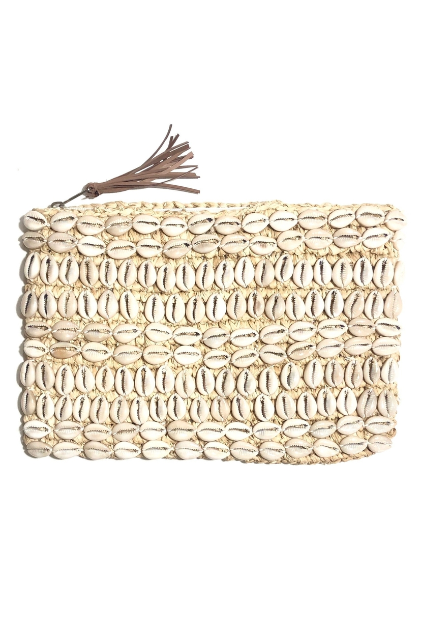 Twine & Twig Cowrie Clutch Accessories