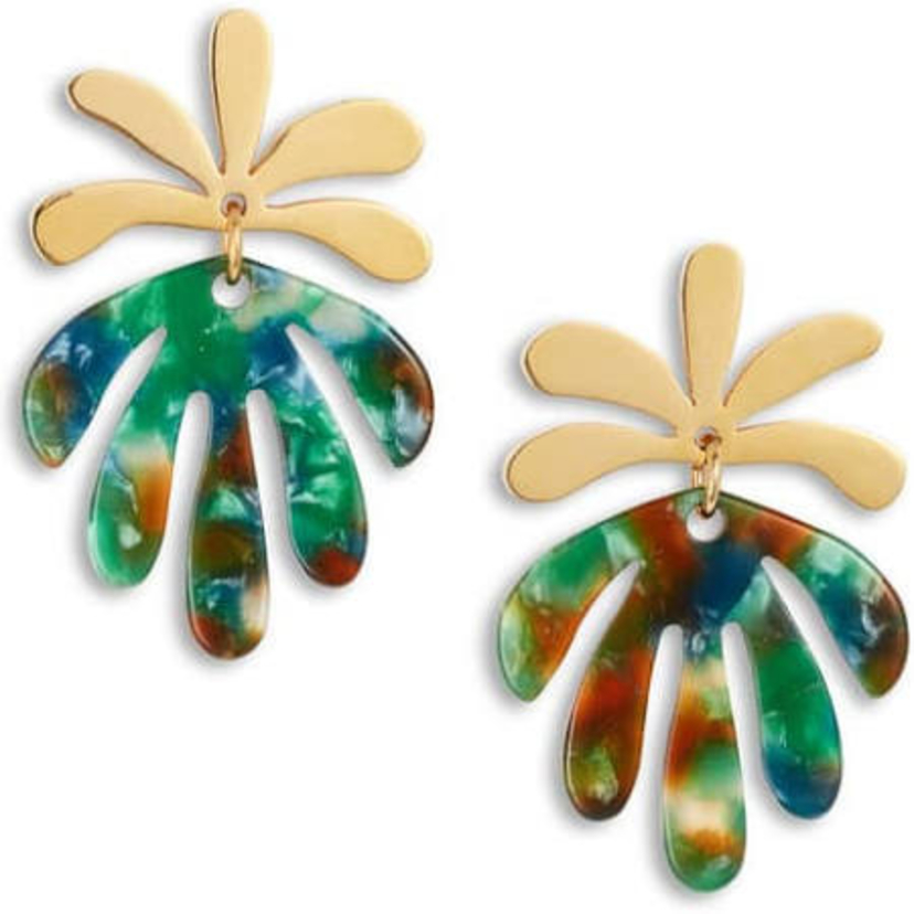 Lele Sadoughi Vine Drop Earring Jewelry