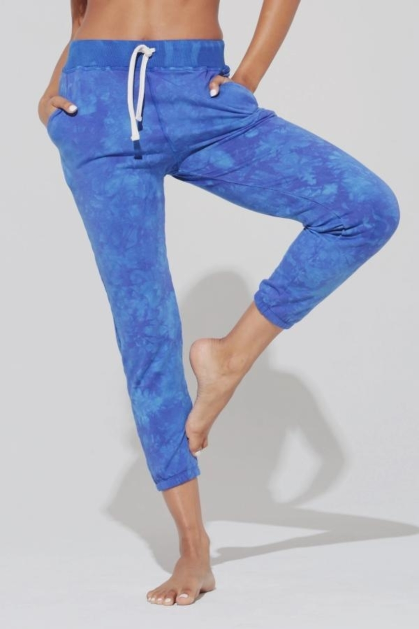 Electric and Rose Pacifica Jogger - Cobalt Activewear