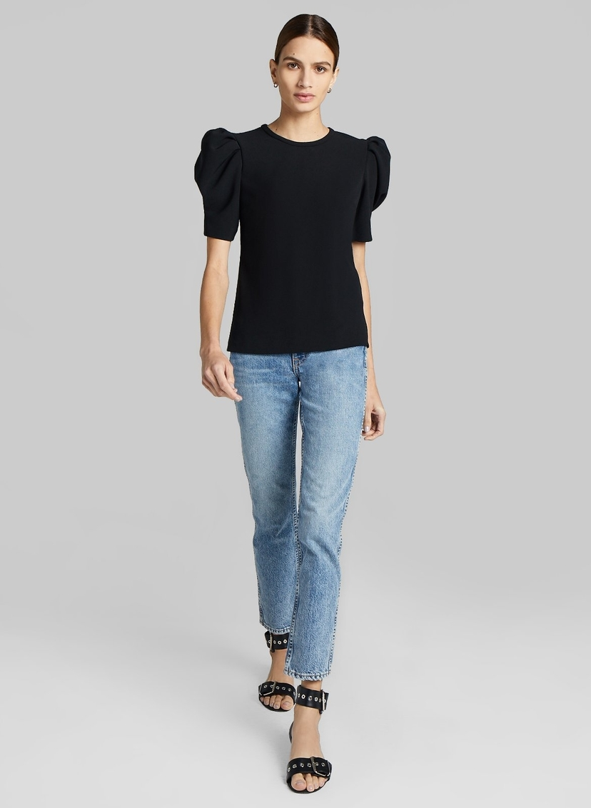 A.L.C. West Top (Black) Tops