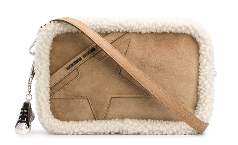Golden Goose STAR FUR CROSSBODY Bags Sale