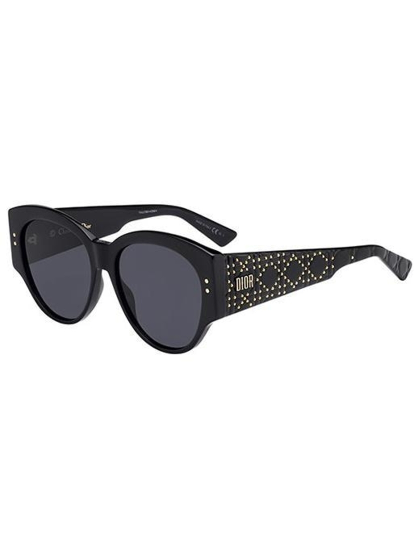 Christian Dior Lady Dior Studded Sunglasses Accessories