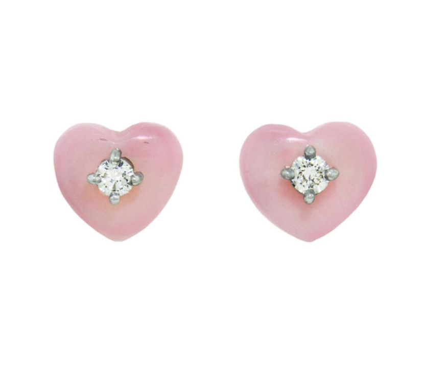 Irene Neuwirth Irene Neuwirth 18k rose and white gold stud earrings set Accessories Jewelry