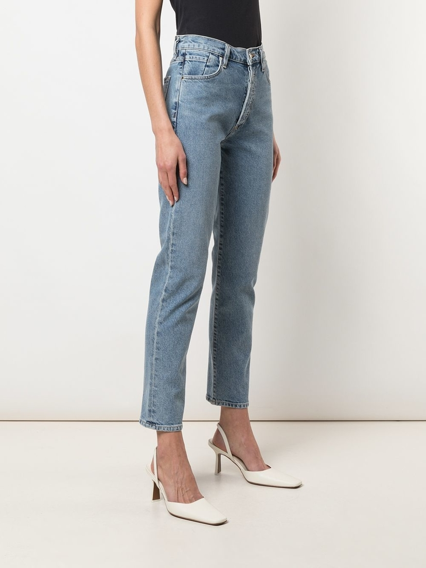 Goldsign Benefit Straight Leg Jeans Pants Sale