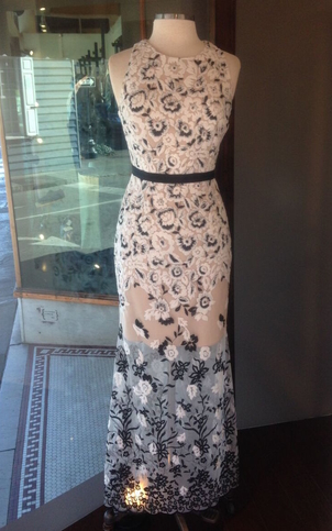 Aidan Mattox Embroidered Beauty Dresses