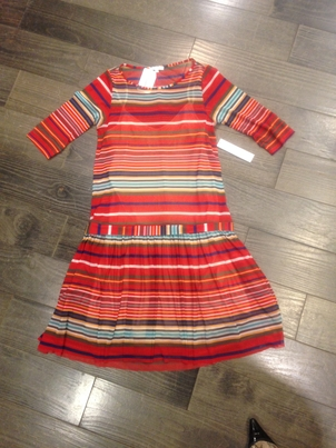 Weston Wear Stripe City Dresses