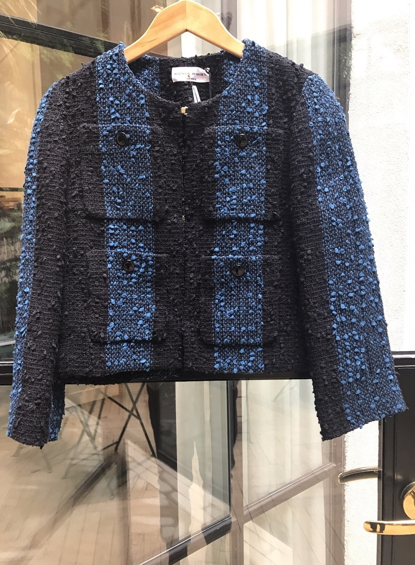 Sonia Rykiel She means business  Outerwear