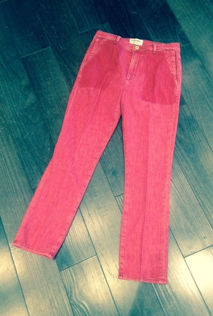 FRAME Color Patch Pant Pants