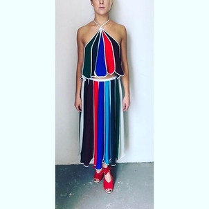 Rosie Assoulin Ready for summer in Rosie Dresses Skirts
