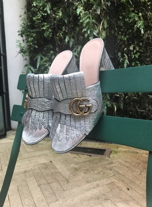 Gucci Gucci Glam Shoes