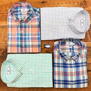 Southern Tide New Spring sport shirts Tops