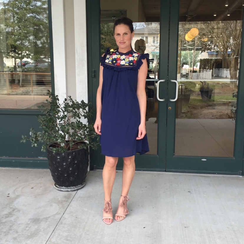 Sea Ulla Johnson SEAing embroidered florals Dresses Shoes