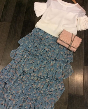 Ghost London Spring style Bags Skirts Tops