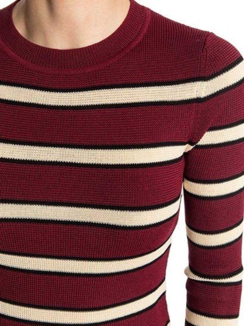 Isabel Marant Étoile Derring Striped Sweater Tops