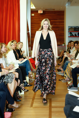 Spring Runway Outerwear Skirts