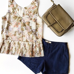Annabel Ingall Joie Rebecca Taylor Spring Style Bags Shorts Tops