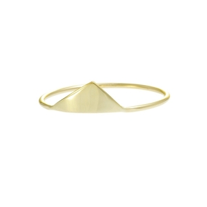 Brooke Corson Triangle Ring Jewelry