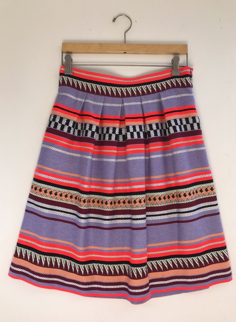 Temperley London Striped mini Skirts