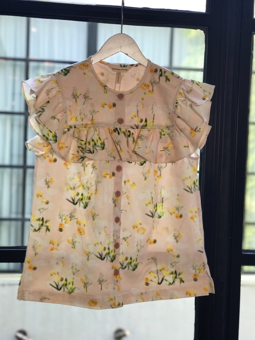 Rebecca Taylor REBECCA TAYLOR FIREFLY TOP Tops