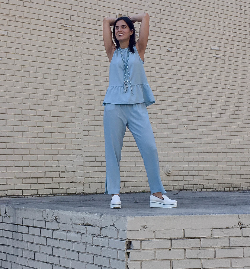 Ganni In2 Stella McCartney The Blues Jewelry Pants Shoes Tops