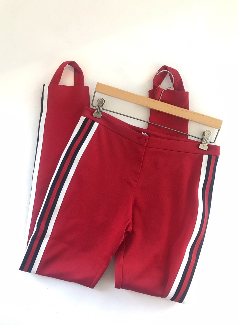 Gucci Red hot  Activewear Pants
