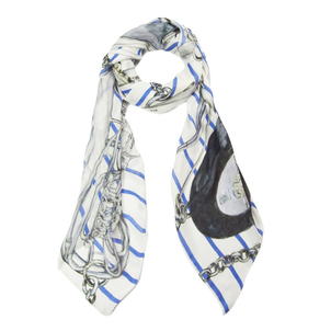 Swash London Melody Obsidian Scarf Accessories