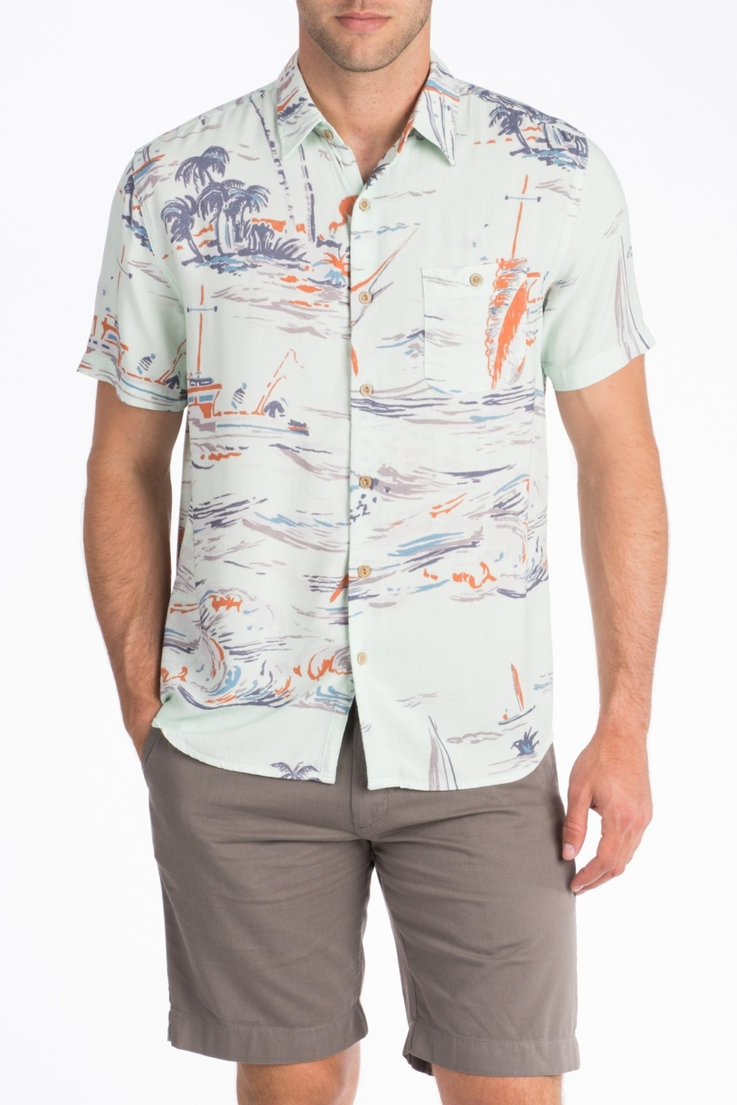 Faherty Brand Weekend Shirt Tops