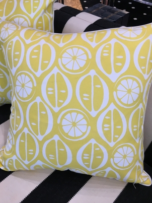 Selamat Lemon Pillow Home decor Sale