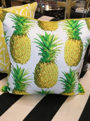 Selamat Pineapple Pillow Home decor Sale