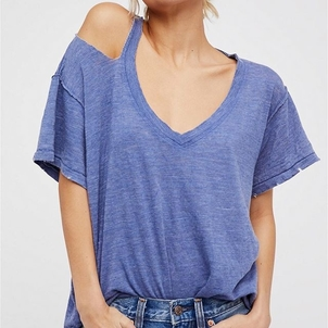 Free People Surf's Up tee Tops