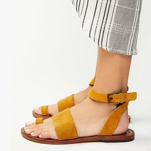 Free People Torrence Sandals in Taupe Sale Shoes